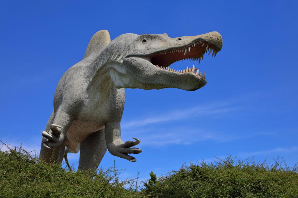 park-dinozaurow