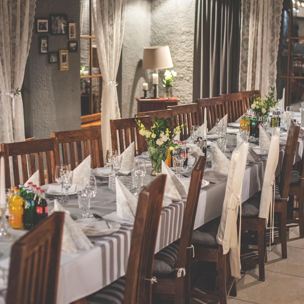 DINO Restauracja – Idealne miejsce na Twoją imprezę